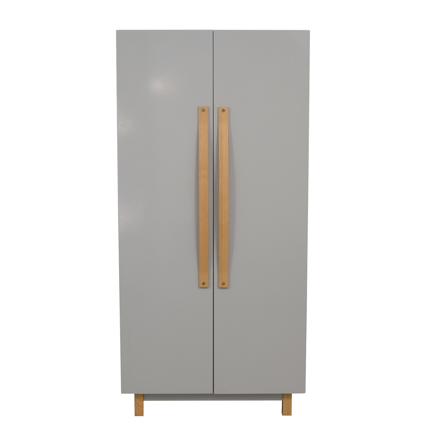 CB2 CB2 Veer Wardrobe Armoire coupon