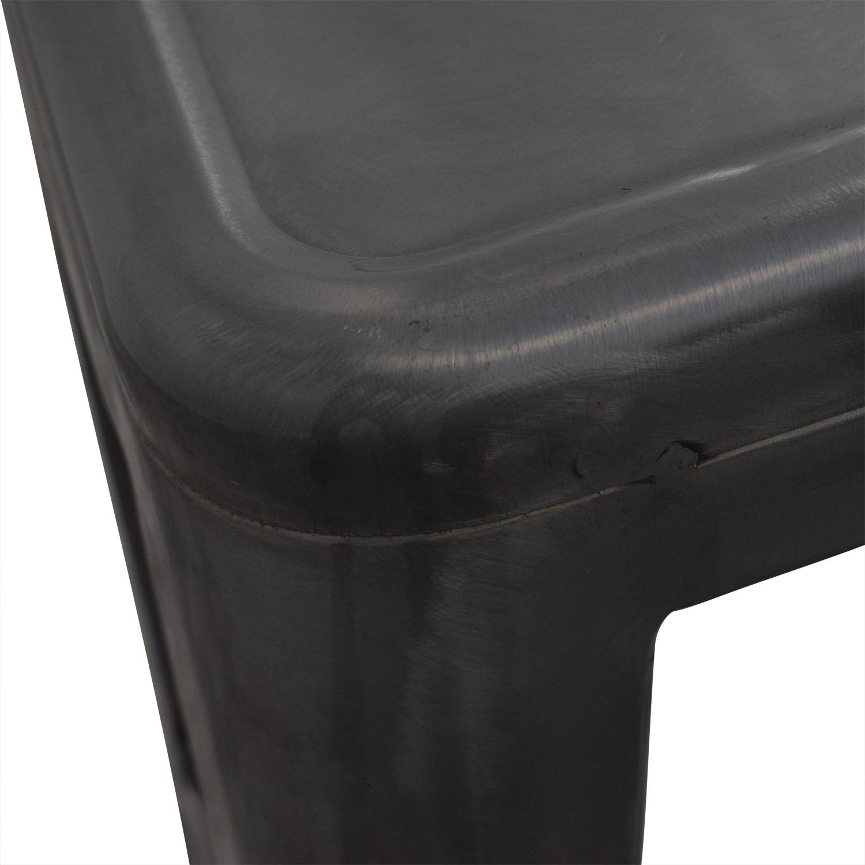 buy Wayfair Tolix Grey Counter Stools Wayfair Stools