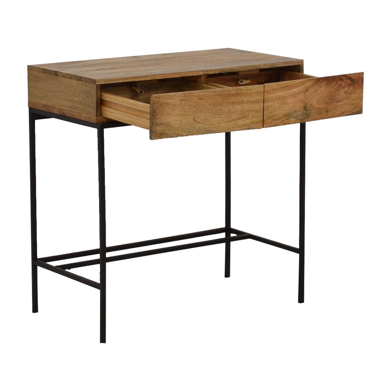 West Elm West Elm Industrial Storage Mini Desk