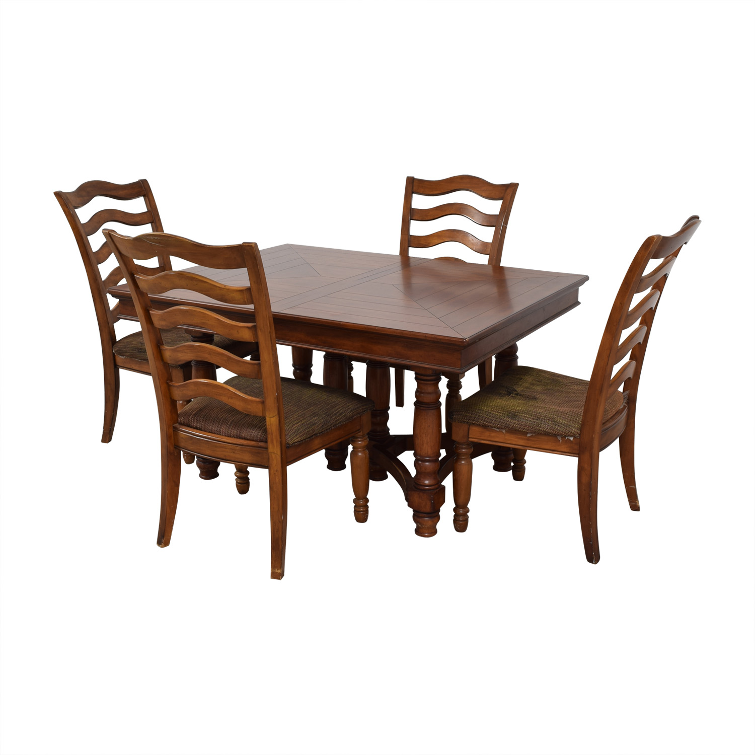 buy Extendable Wood Dining Set  Tables