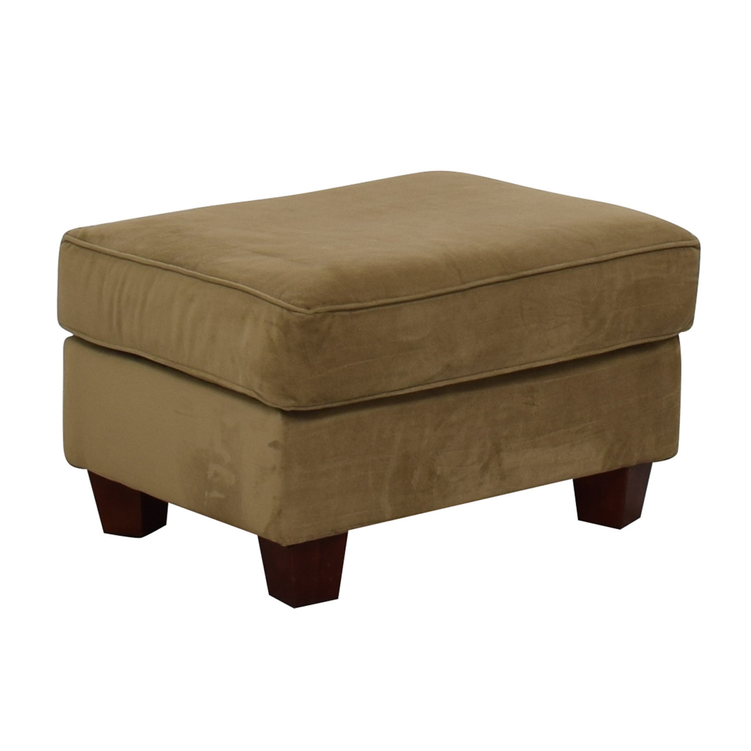 shop Bob's Discount Furniture Bella Tan Ottoman Bob's Discount Furniture Chairs