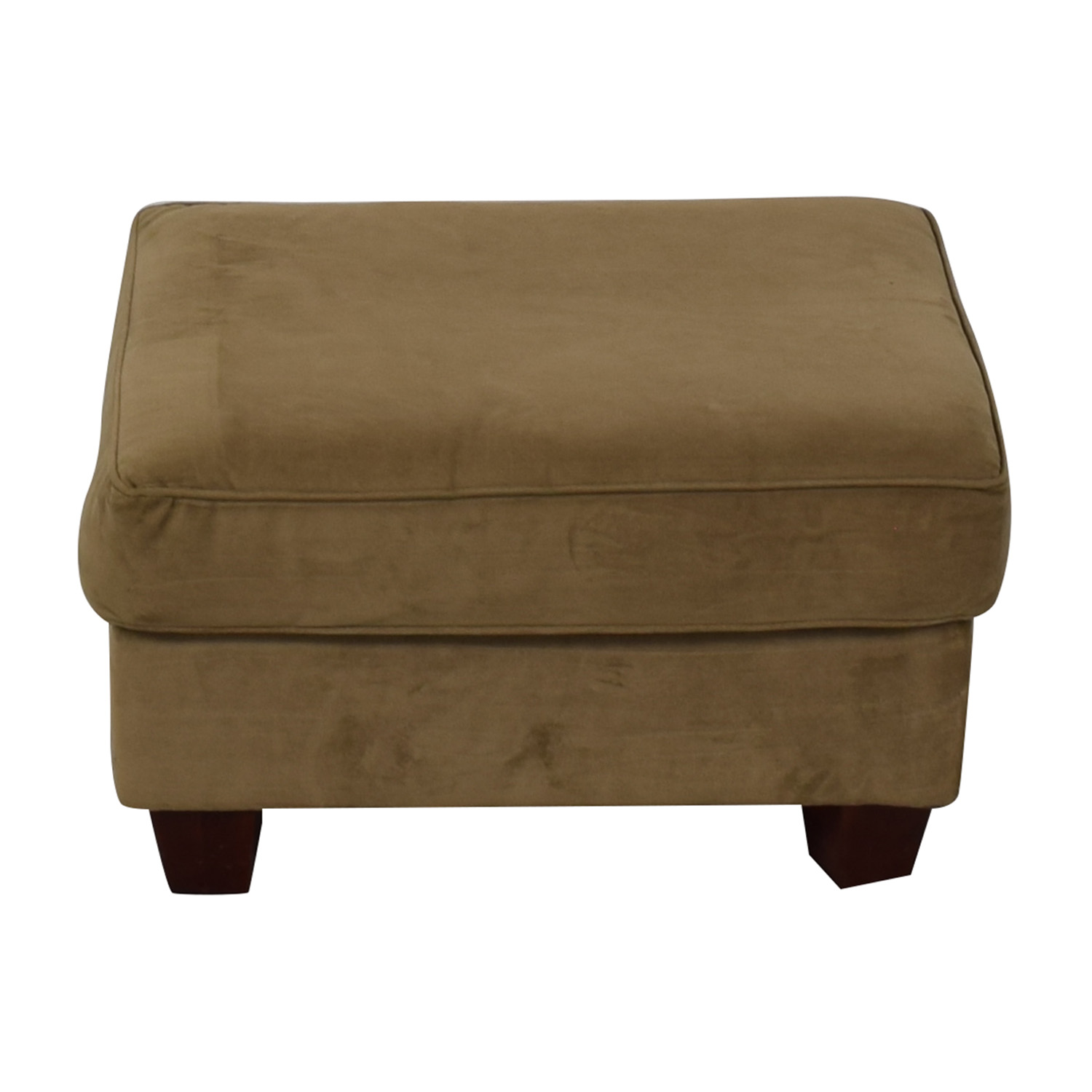 Bob's Discount Furniture Bob's Discount Furniture Bella Tan Ottoman nyc