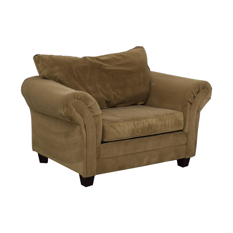 Bob's Discount Furniture Bob's Discount Furniture Bella Tan Accent Chair price