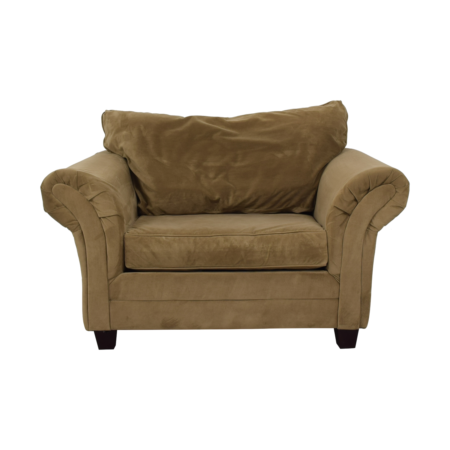 buy Bob's Discount Furniture Bella Tan Accent Chair Bob's Discount Furniture Chairs