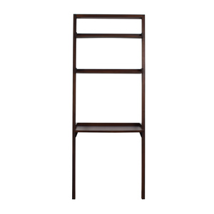 buy Pottery Barn Leaning Wood Shelves and Desk Pottery Barn