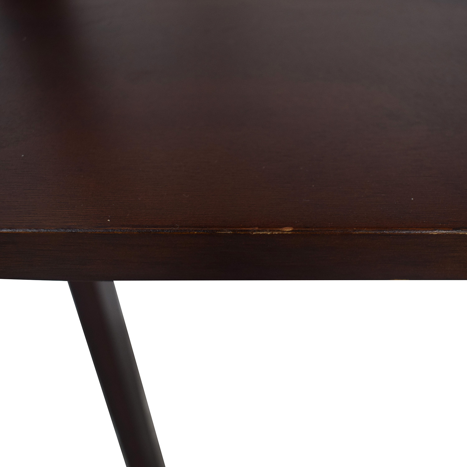 Pottery Barn Pottery Barn Leaning Wood Shelves and Desk discount