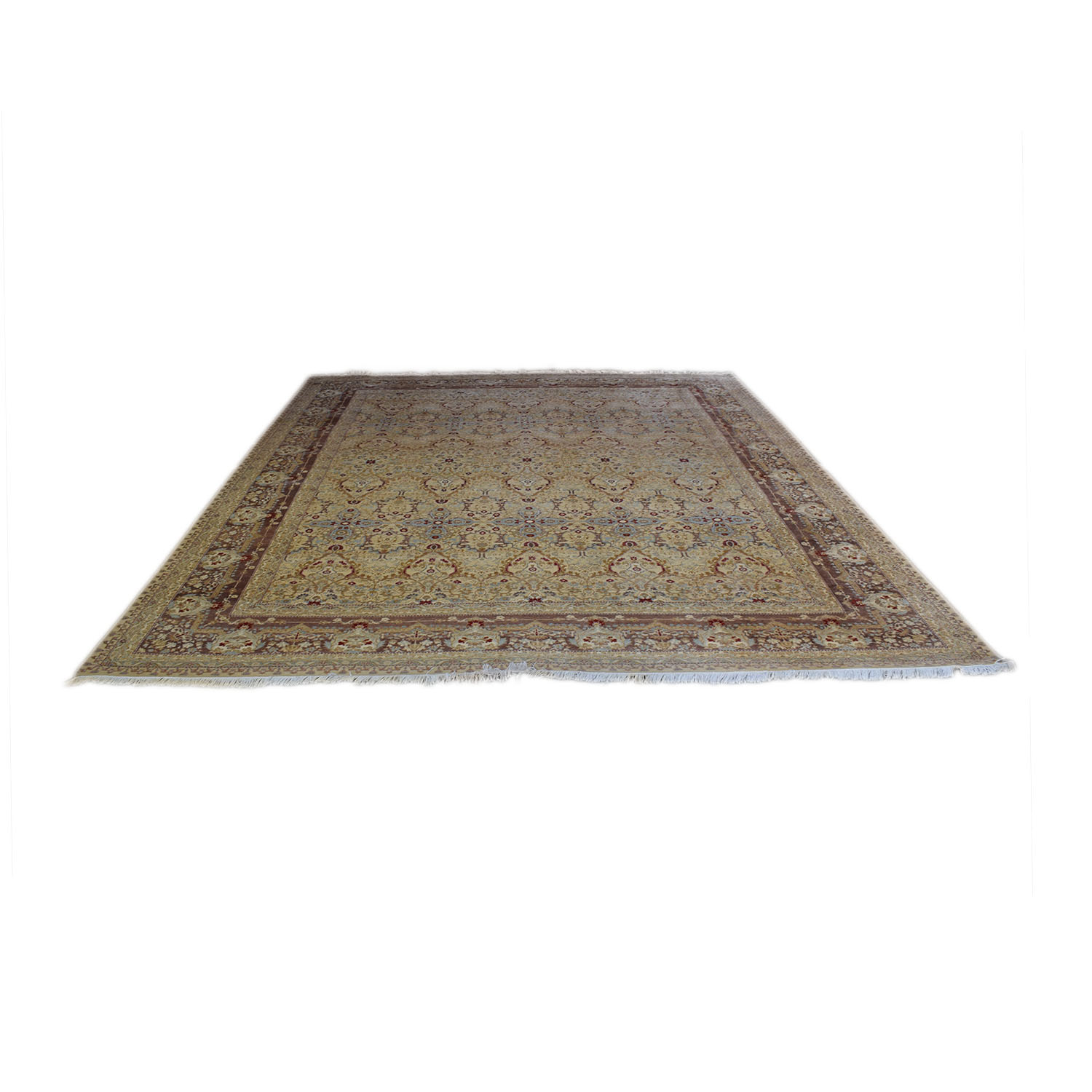 Bloomingdale's Bloomingdale's Pakistan Hand Woven Wool Rug nj