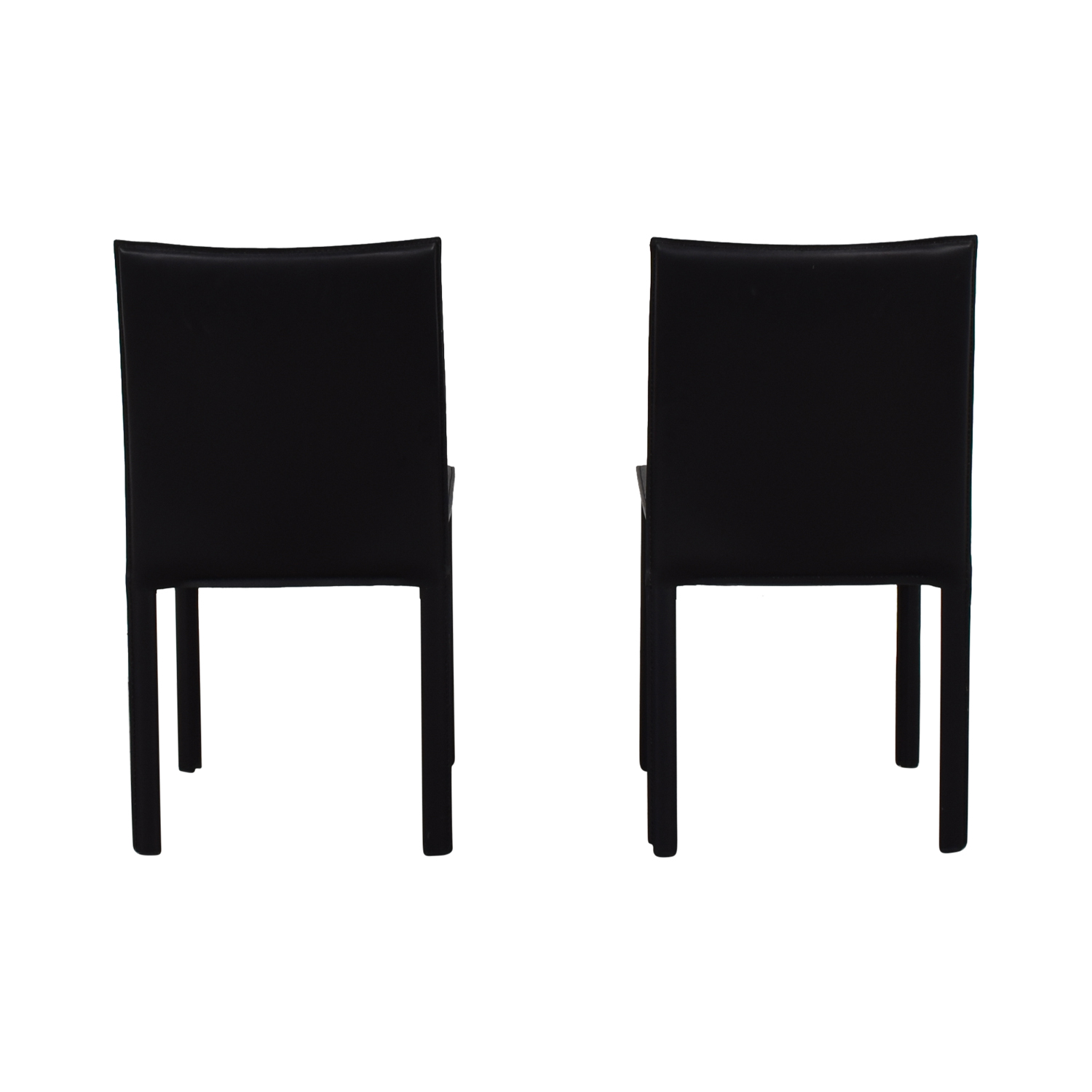 Black Leather Chairs discount