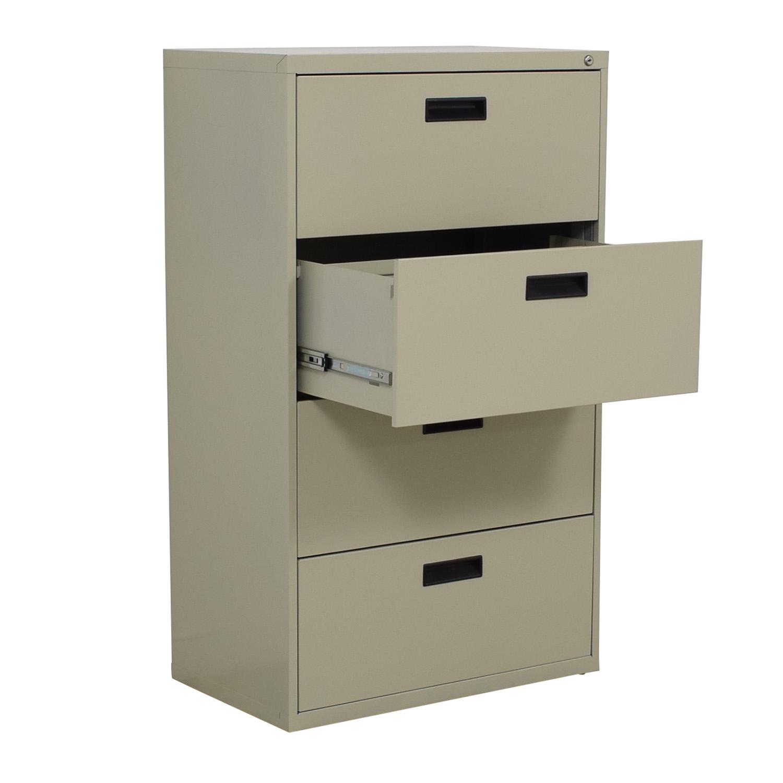 shop Sandusky Sandusky 4-Drawer Lateral File Cabinet online