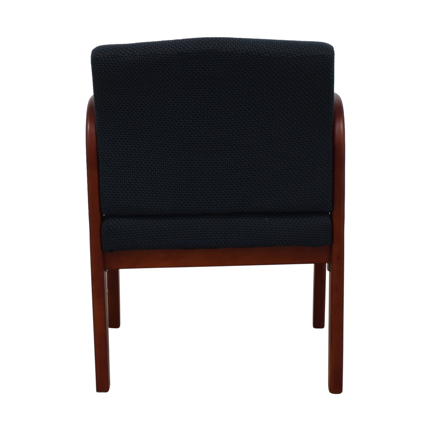 buy Blue Upholstered Office Chair  Chairs