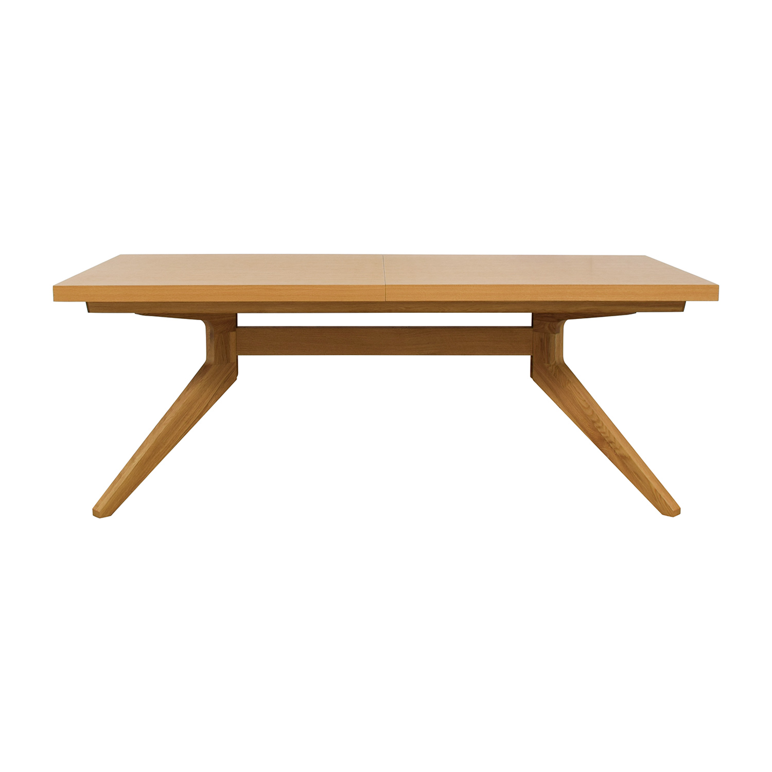 Design Within Reach Case Oak Cross Extension Table / Tables