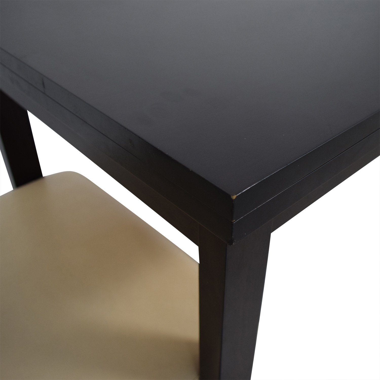 shop Coaster Fine Furniture Flip Top Extendable Dining Set Coaster Fine Furniture Tables