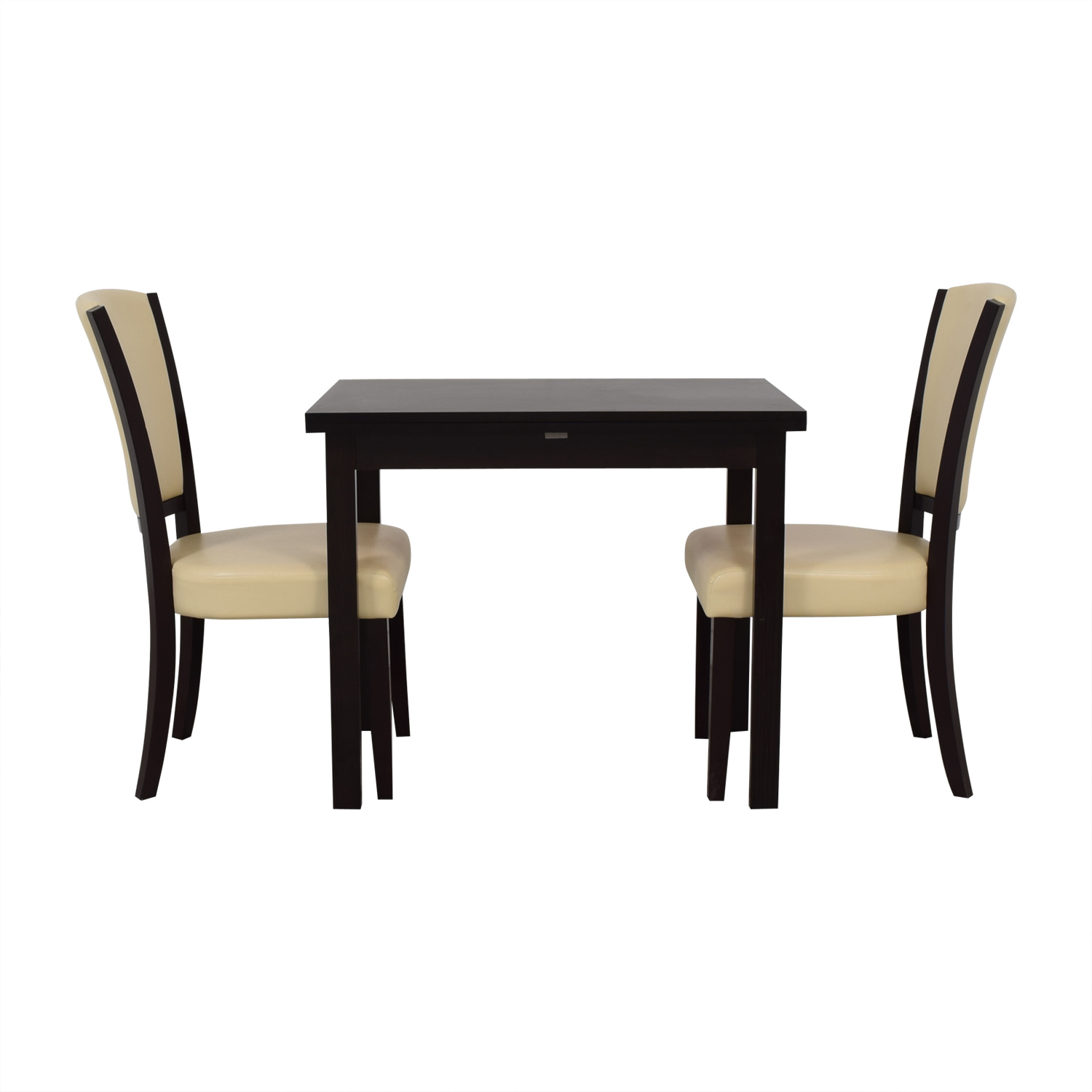 Coaster Fine Furniture Coaster Fine Furniture Flip Top Extendable Dining Set Tables