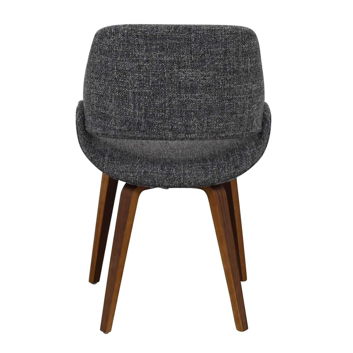 AllModern AllModern Aird Grey Upholstered Dining Chair discount