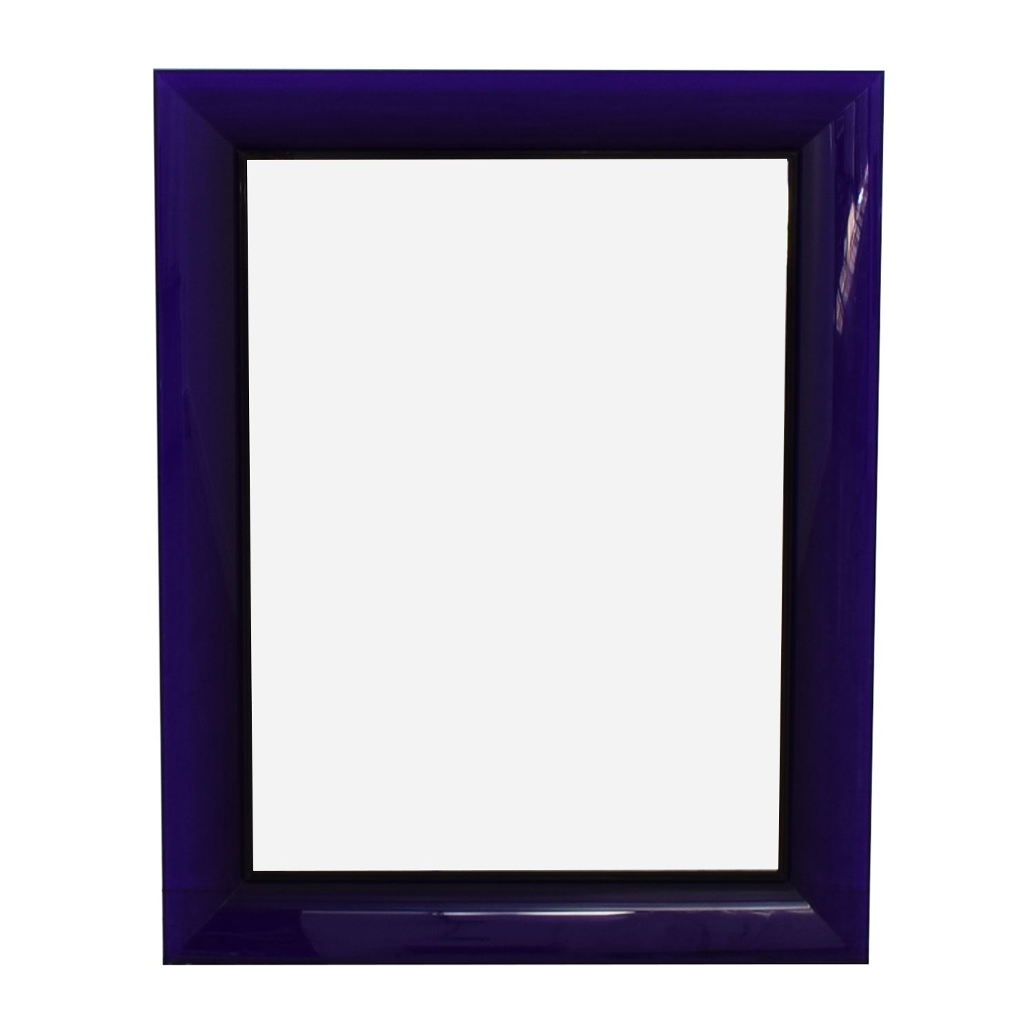 buy Kartell Kartell Philippe Starck Francois Ghost Tall Purple Mirror online
