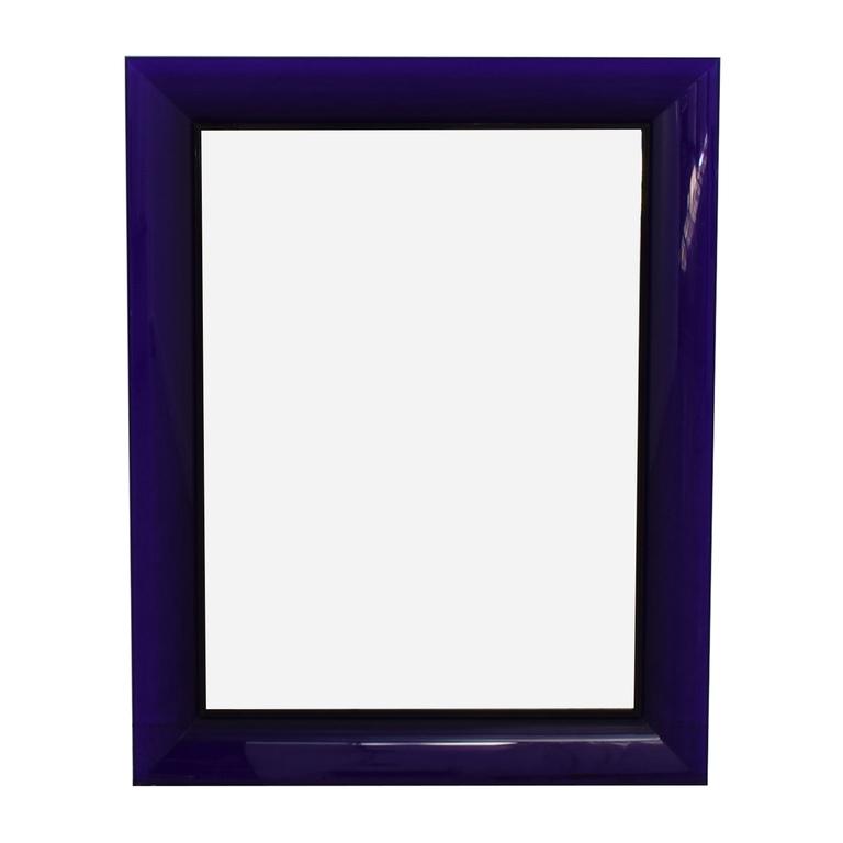 Kartell Kartell Philippe Starck Francois Ghost Tall Purple Mirror price