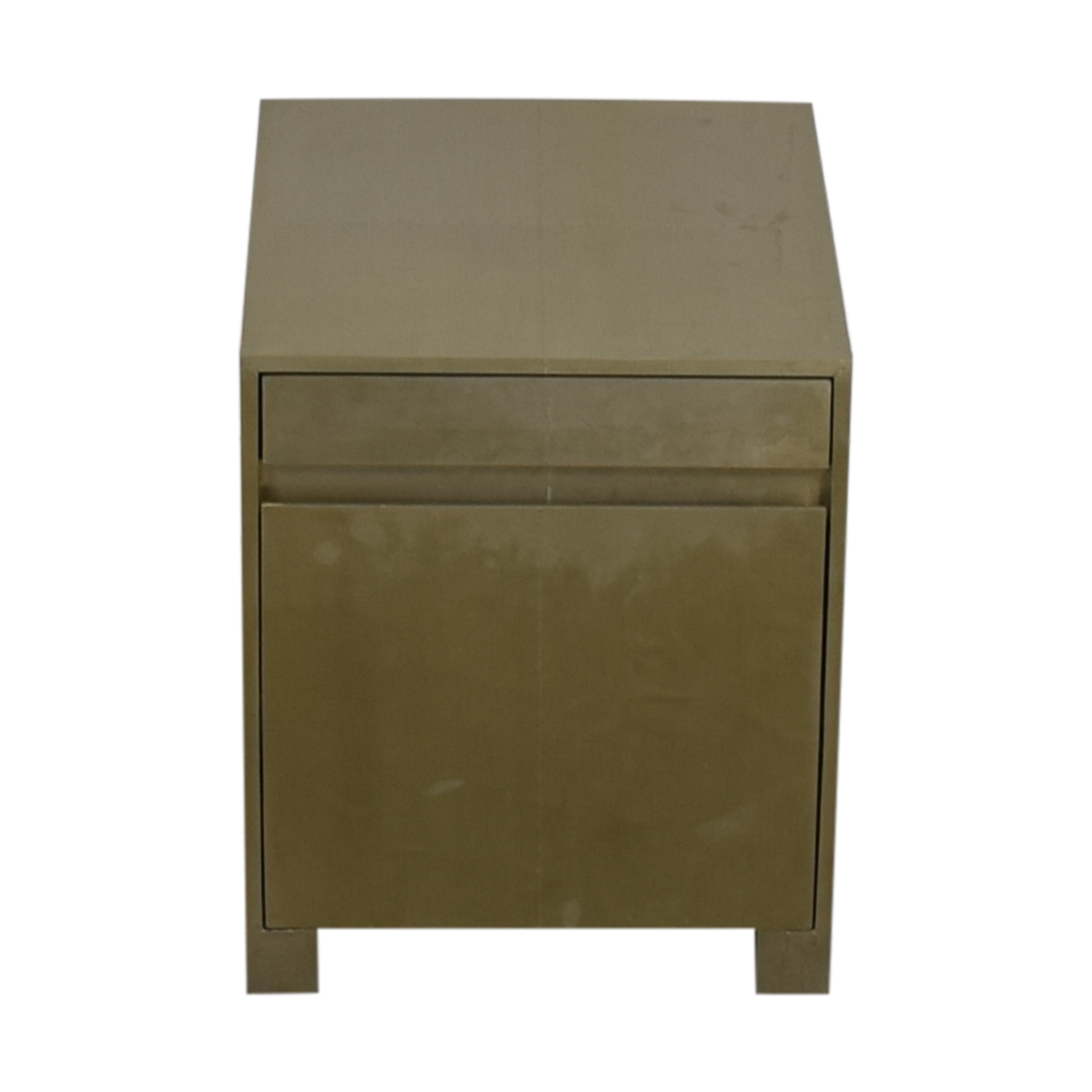 West Elm West Elm Parsons Metal Filing Cabinet coupon