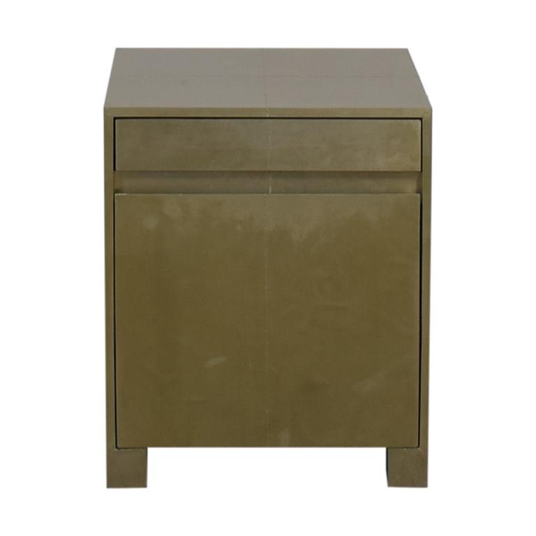 West Elm West Elm Parsons Metal Filing Cabinet price