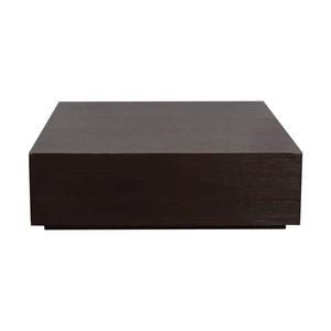 buy Espresso Wood Coffee Table