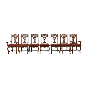 shop Custom Set of Dining Room Chairs