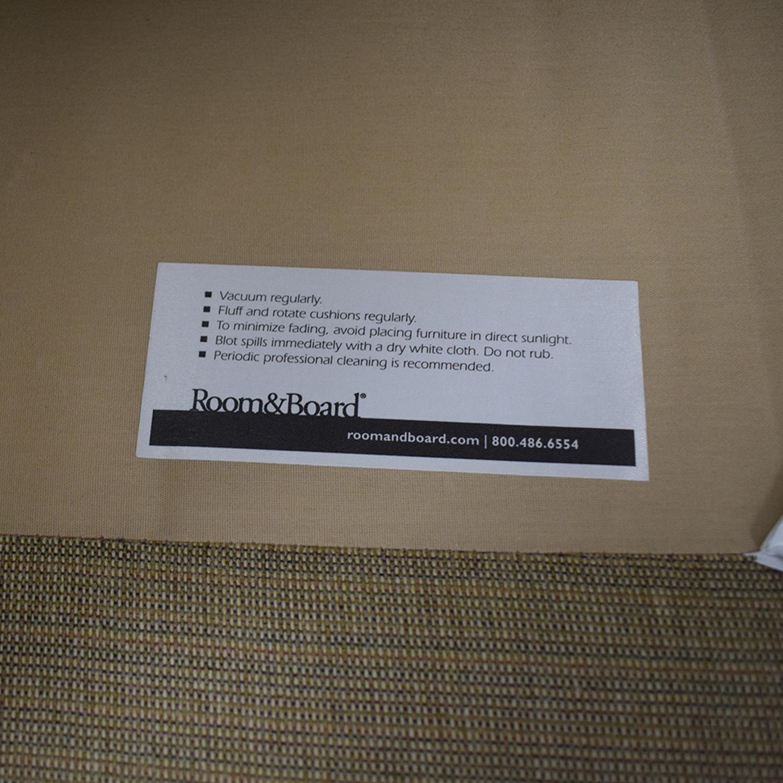 Room & Board Room & Board Flanagan Grey Accent Chair coupon