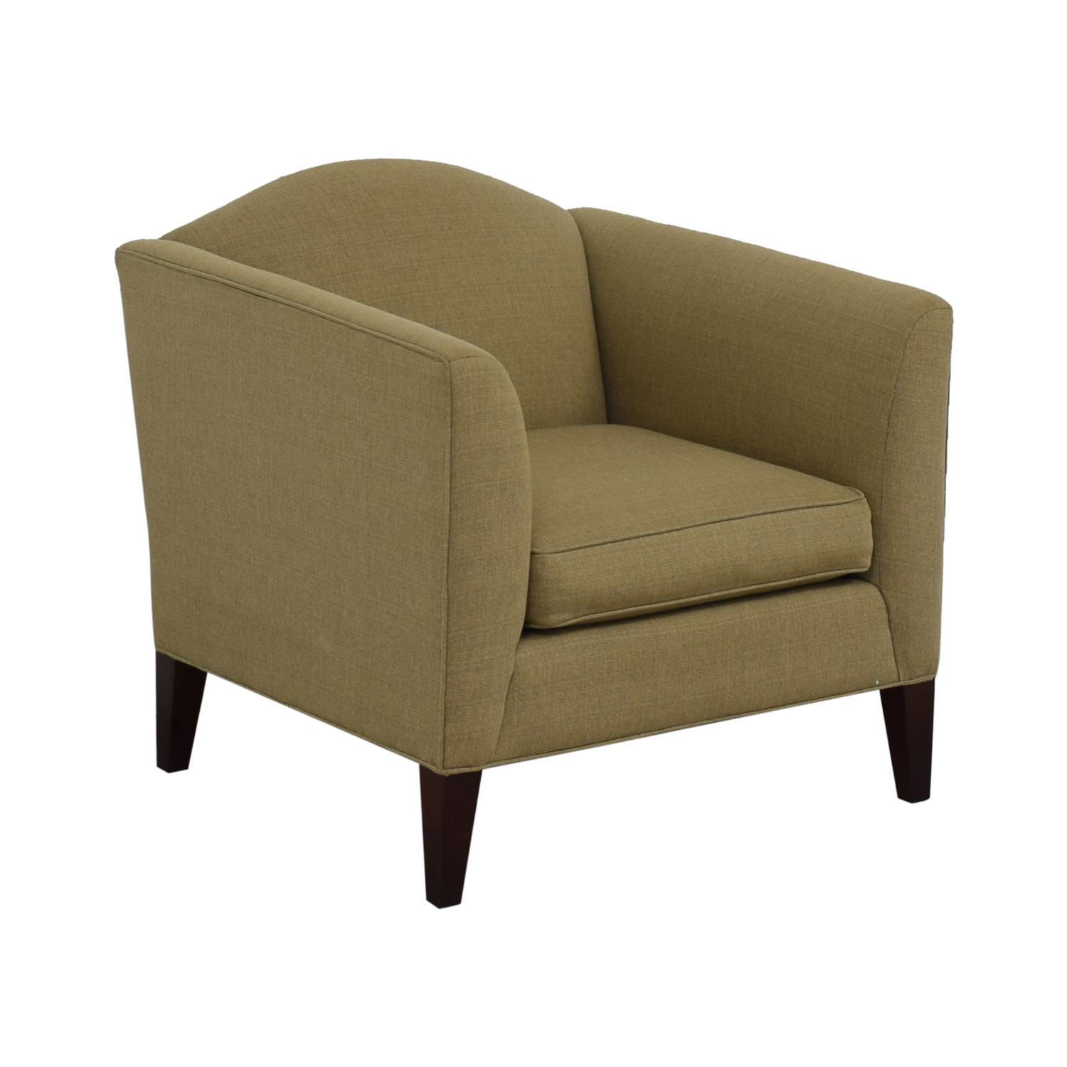 buy Room & Board Flanagan Grey Accent Chair Room & Board Chairs