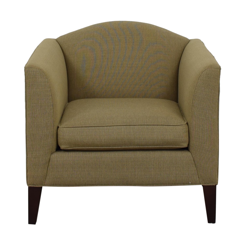 Room & Board Room & Board Flanagan Grey Accent Chair on sale