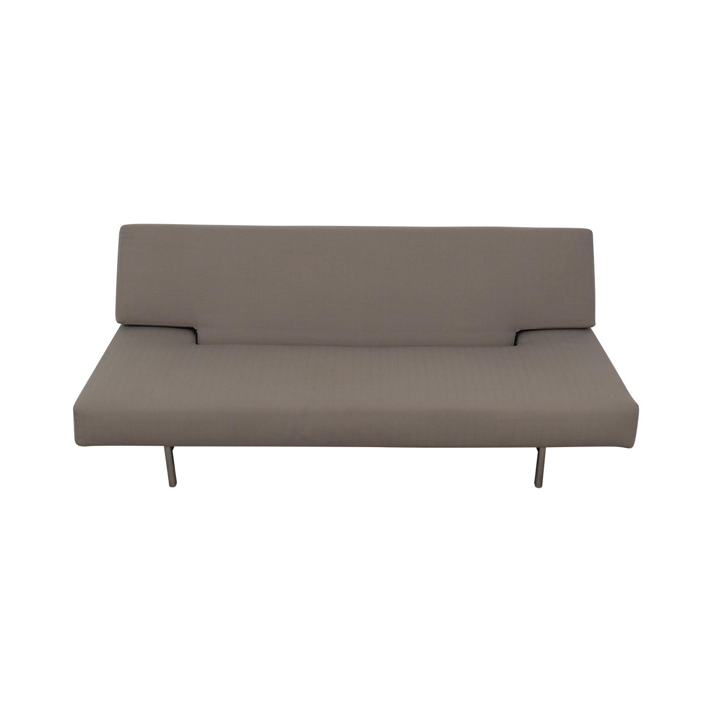 Innovation Living Grey Convertible Sofa / Classic Sofas