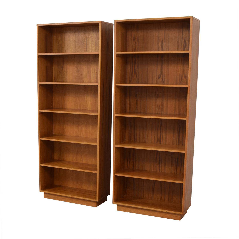 buy  Teak Bookcases online