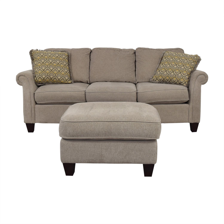 La-Z-Boy La-Z-Boy Sofa with Ottoman used