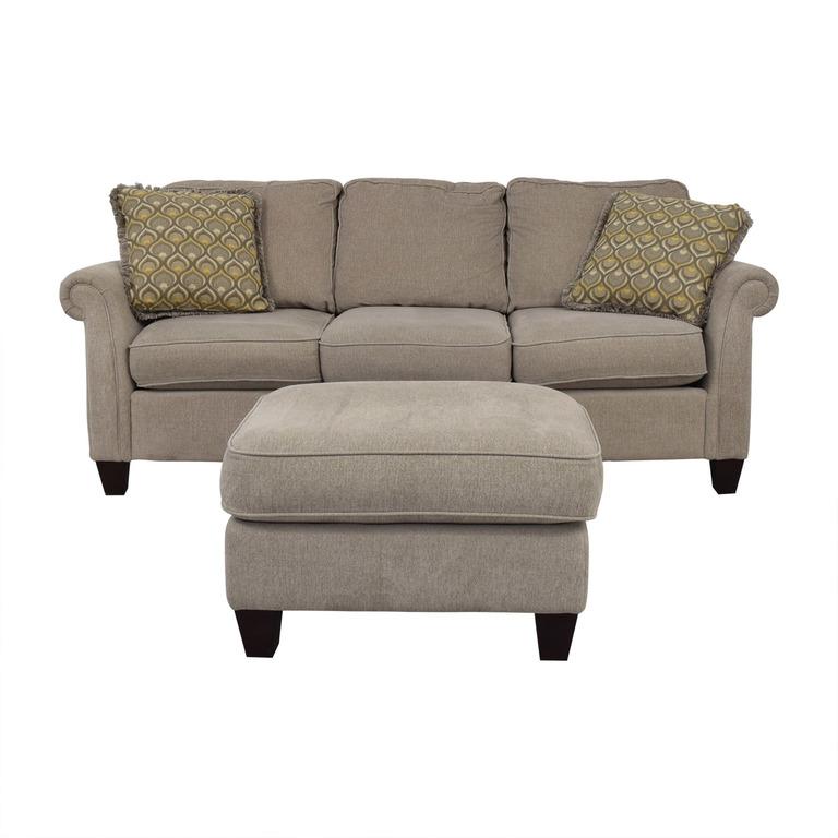 La-Z-Boy La-Z-Boy Sofa with Ottoman Chairs