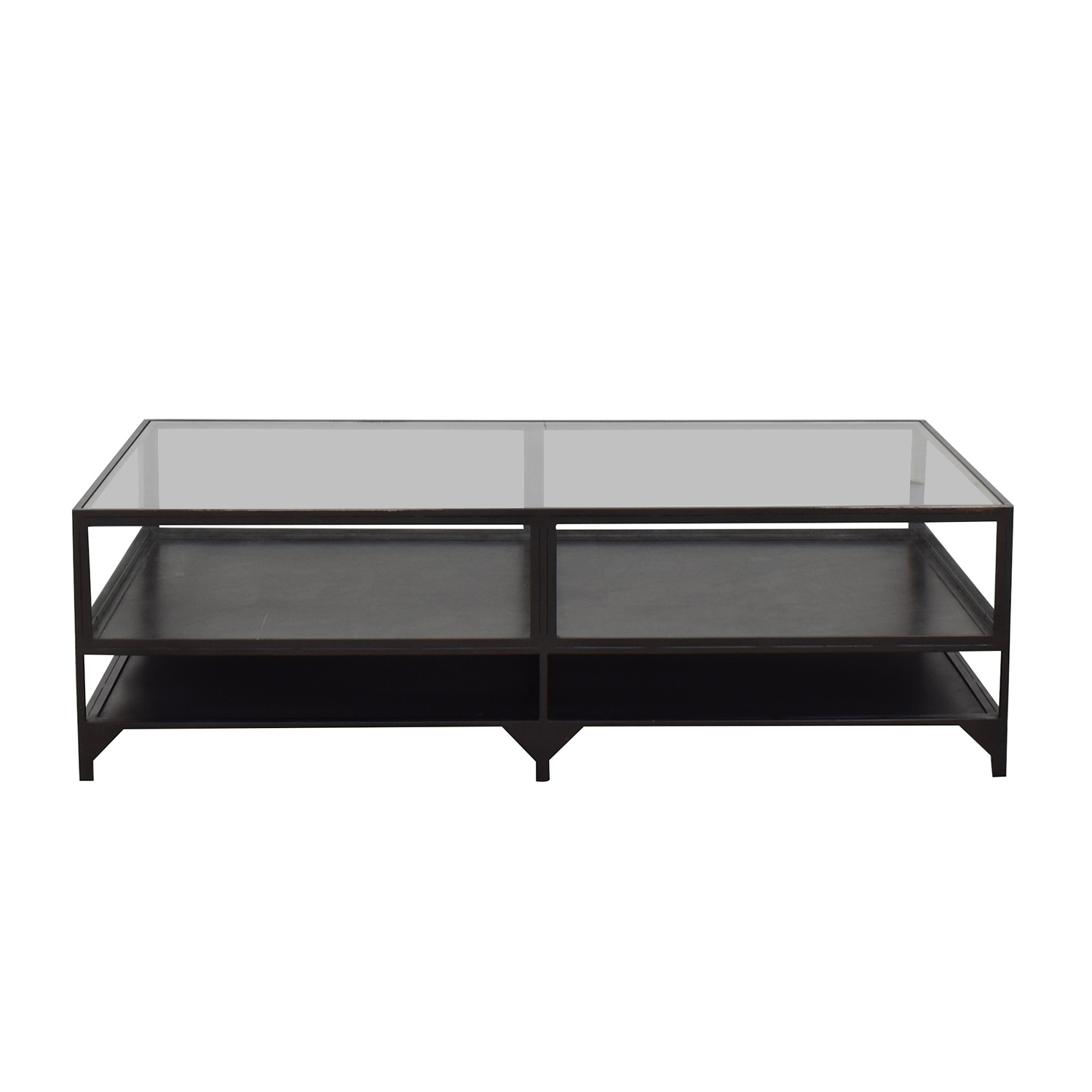 West Elm West Elm Shadow Box Coffee Table coupon