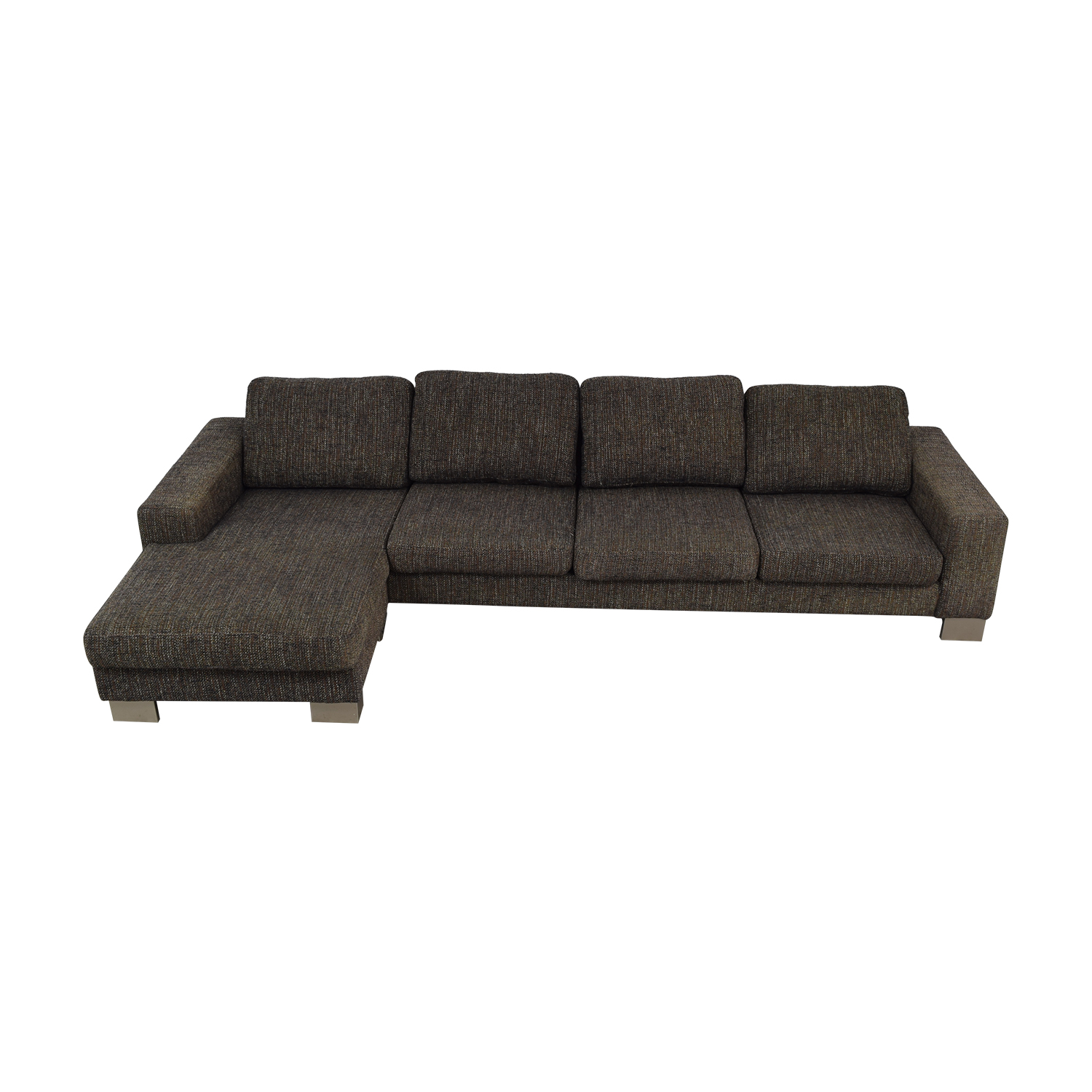 shop BoConcept Brown Sectional Couch BoConcept