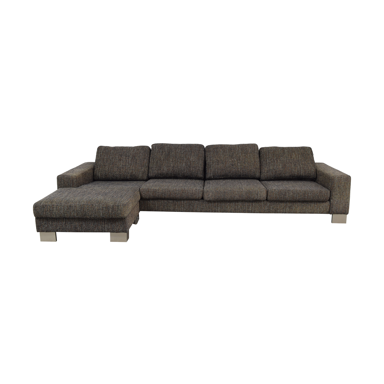 BoConcept BoConcept Brown Sectional Couch Sectionals