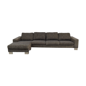 BoConcept Brown Sectional Couch sale