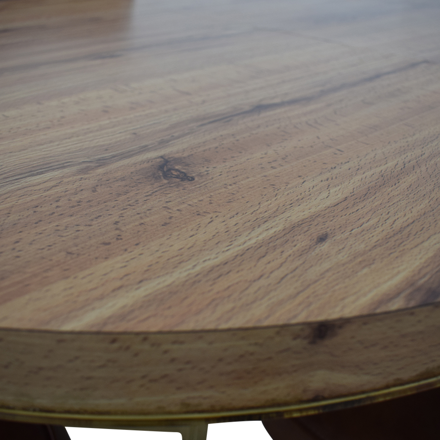 Mid-Century Oval Dining Set Tables