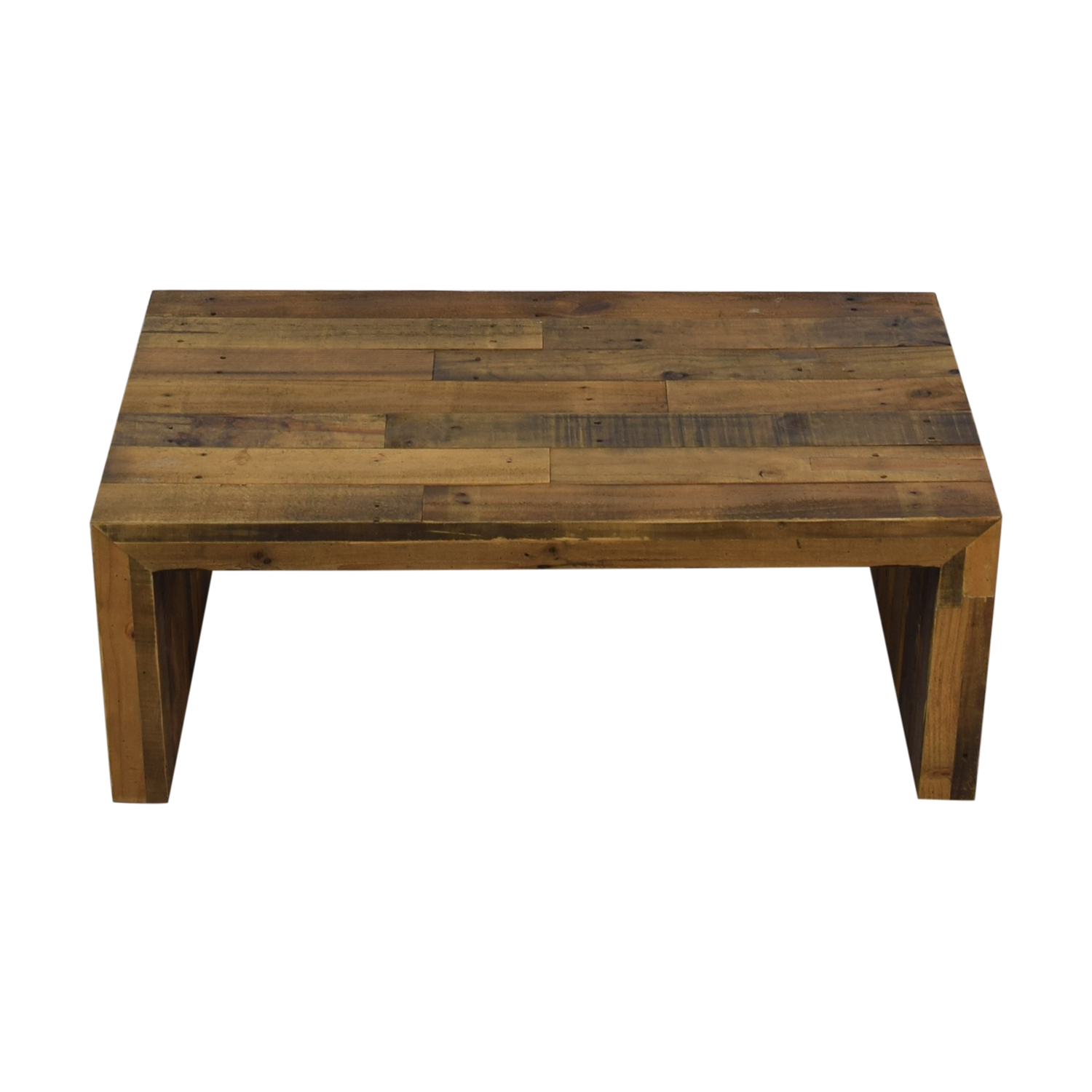 West Elm Emmerson Reclaimed Wood Coffee Table Nj