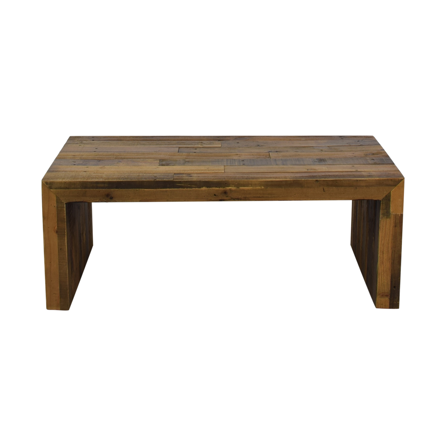 West Elm West Elm Emmerson Reclaimed Wood Coffee Table nyc