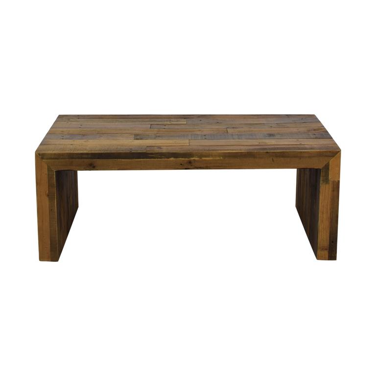 West Elm West Elm Emmerson Reclaimed Wood Coffee Table used