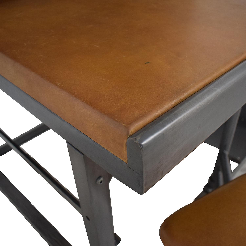 Restoration Hardware 1930s French Postal Desk / Tables