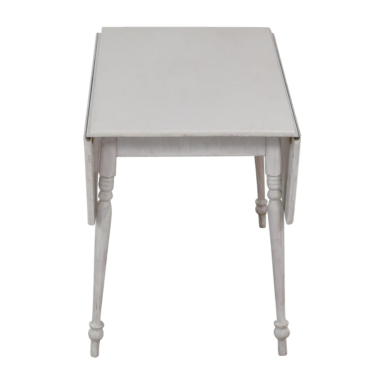 shop  Amish White Foldout Table online