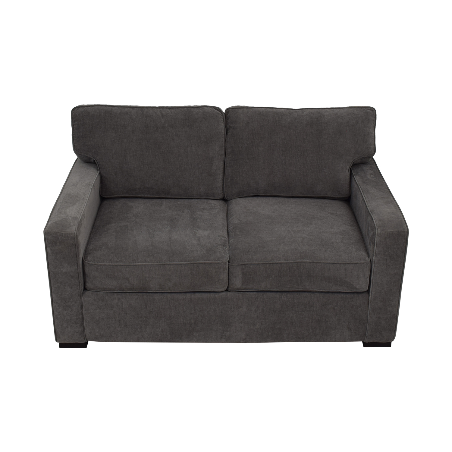 Macy's Macy's Grey Radley Loveseat second hand