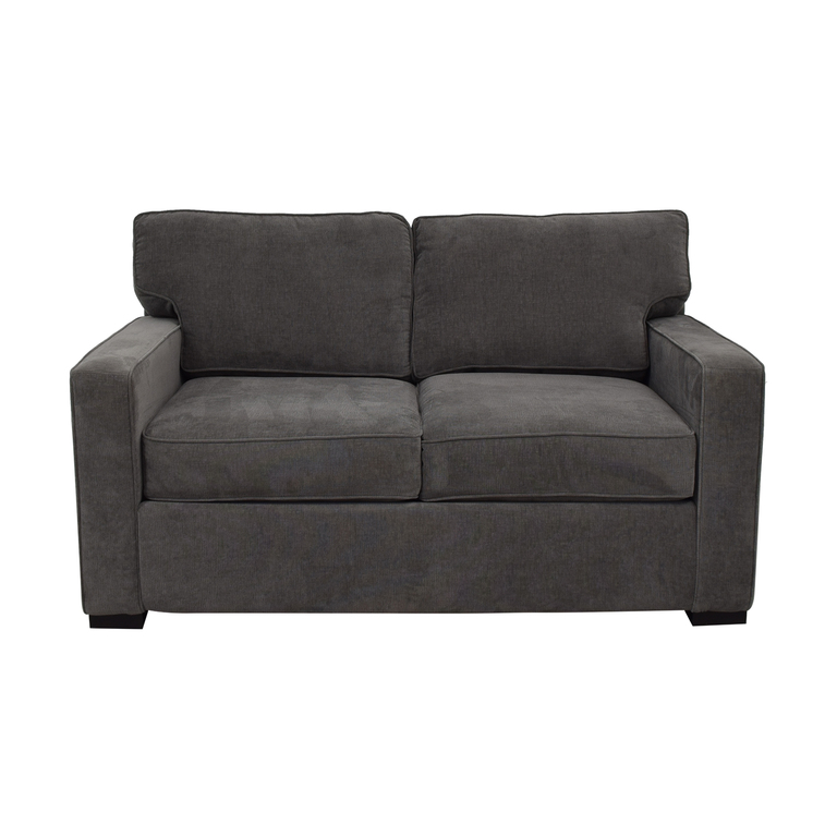 Macy's Macy's Grey Radley Loveseat price