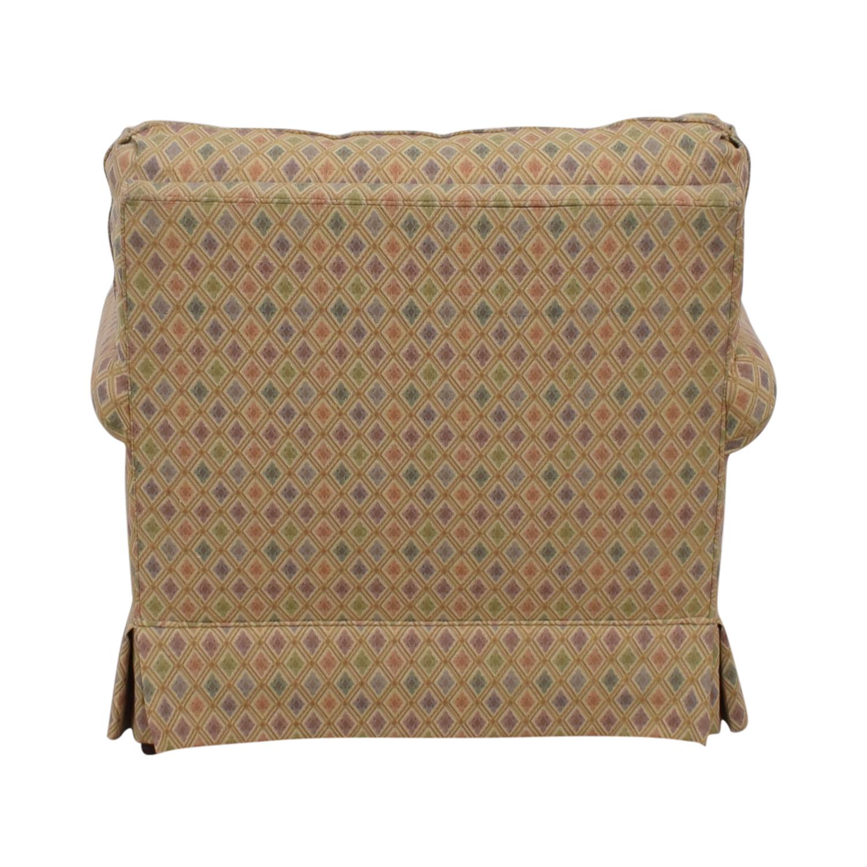 buy Morgan Stewart Custom Multi-Colored Accent Chair Morgan Stewart