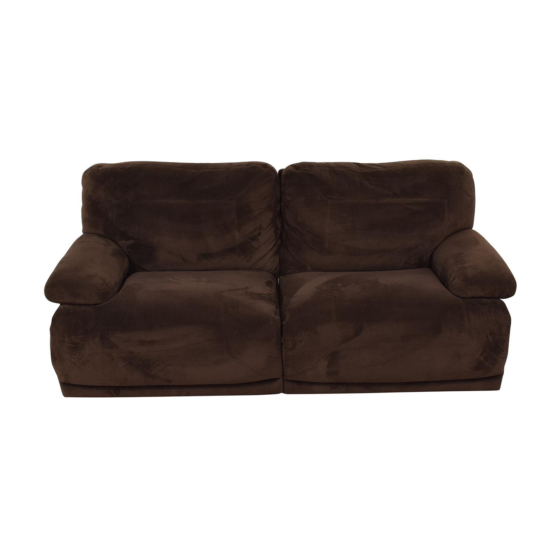 buy Macy's Brown Recliner Couch Macy's Sofas