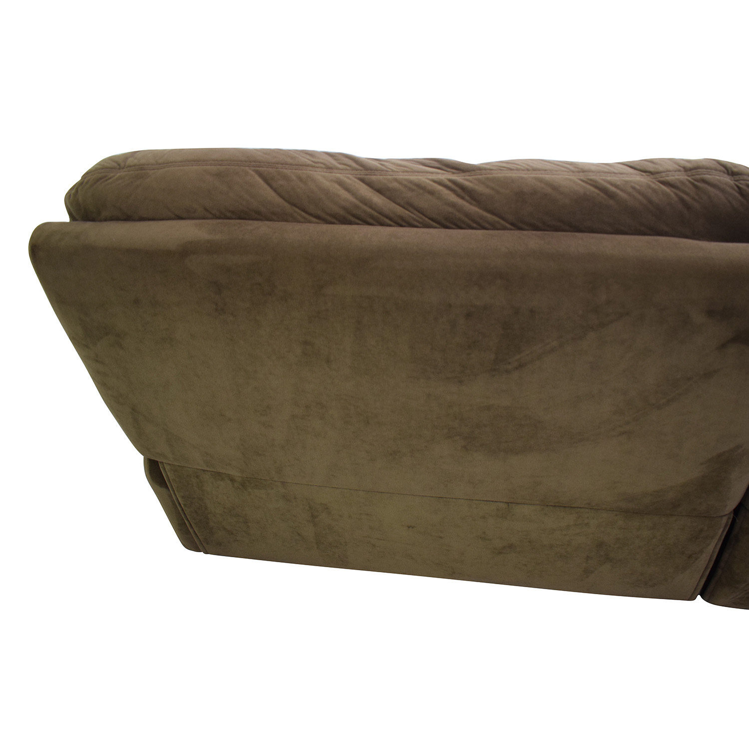 Macy's Macy's Brown Recliner Couch price