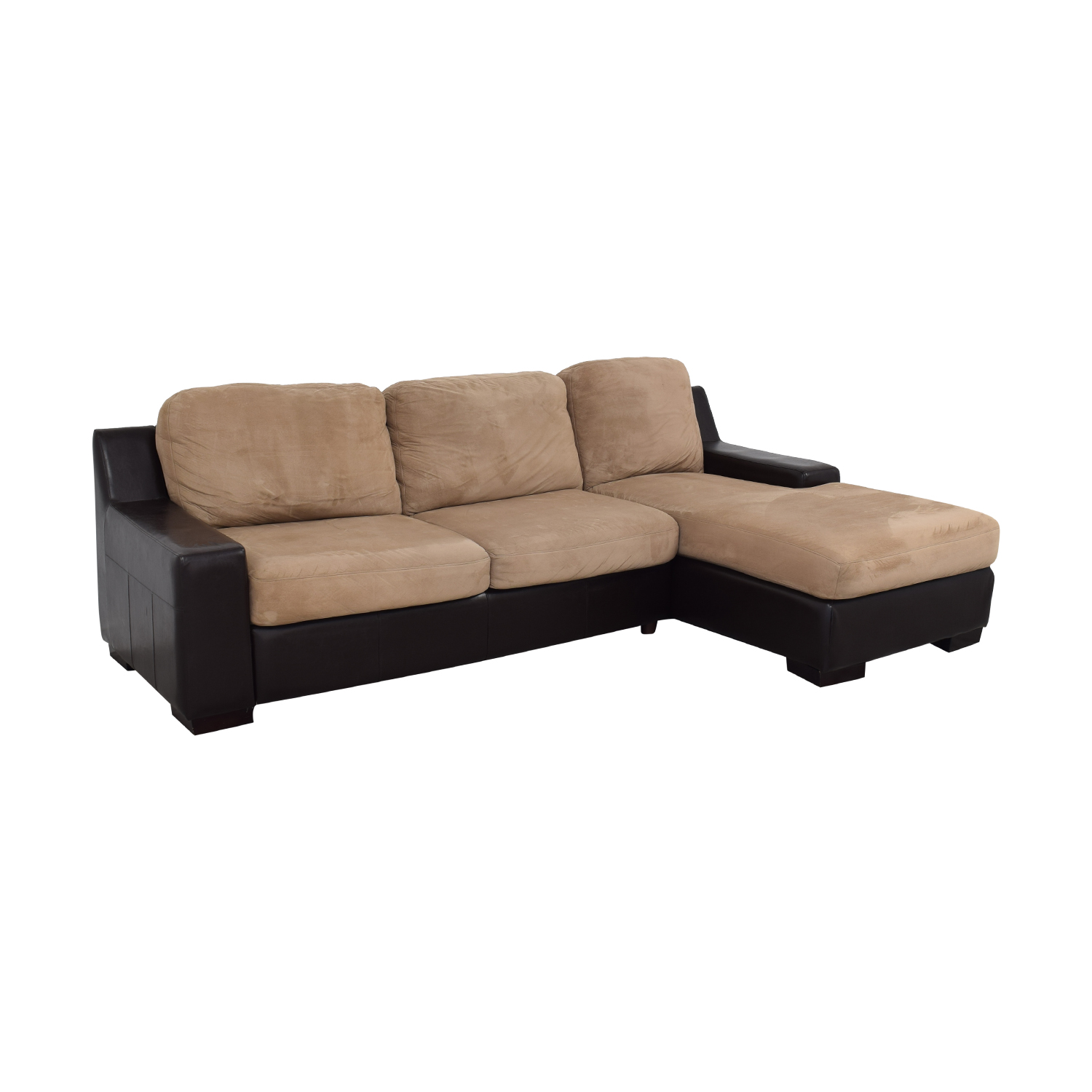 Red Barrel Studio Red Barrel Studio Swinyer Two-Toned Sectional used