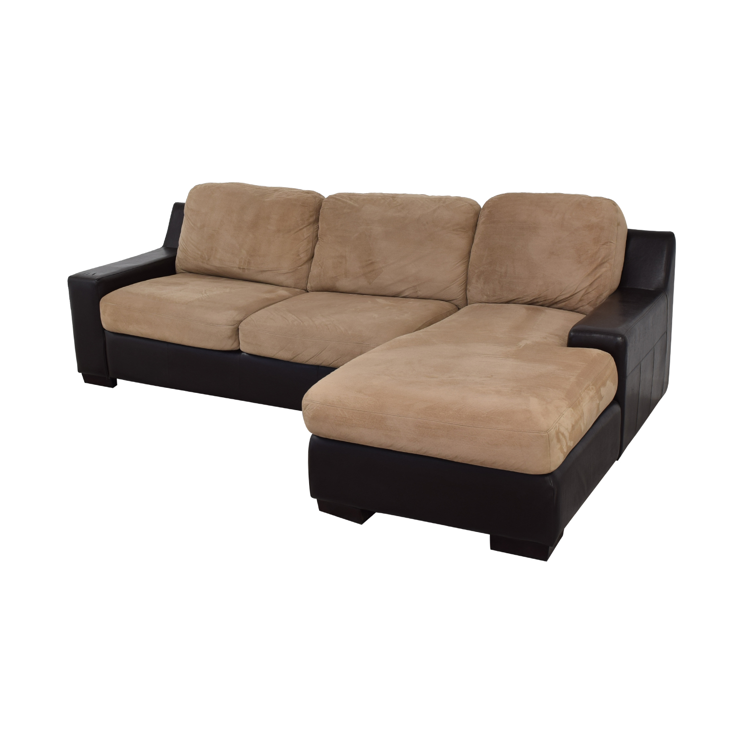Red Barrel Studio Red Barrel Studio Swinyer Two-Toned Sectional coupon
