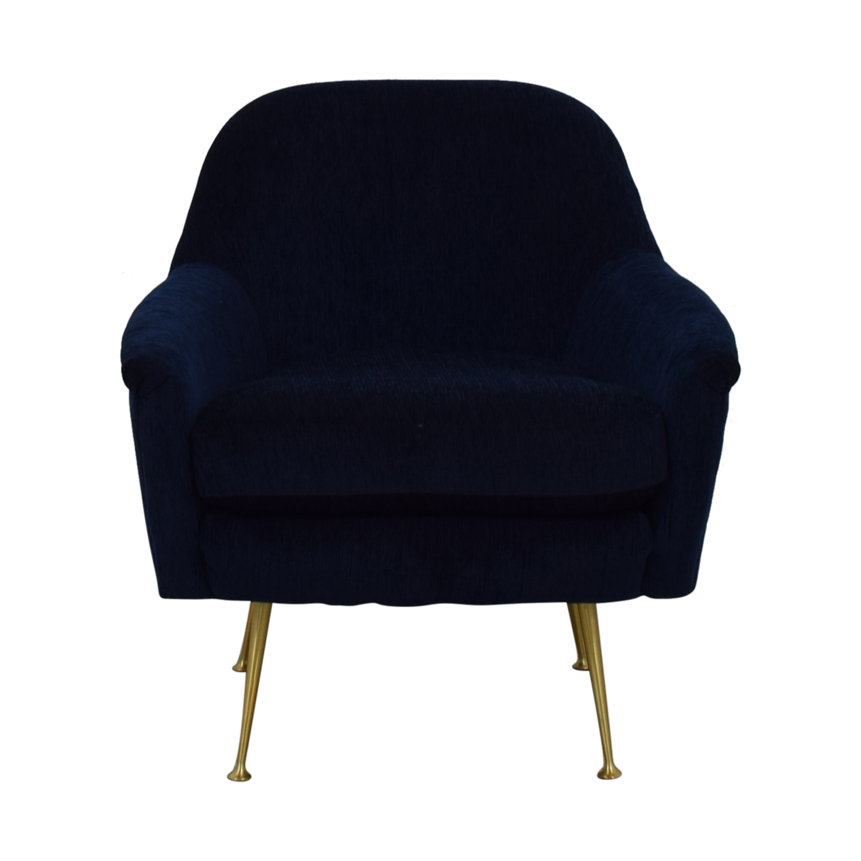 West Elm West Elm Phoebe Chair dimensions