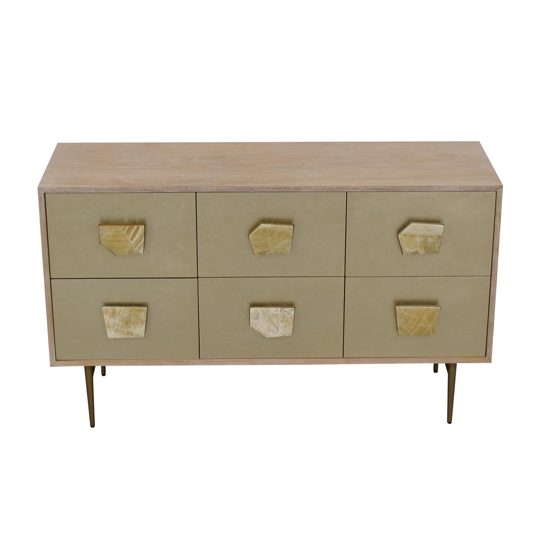 58 Off Ikea Malm Black 4 Drawer Dresser Storage